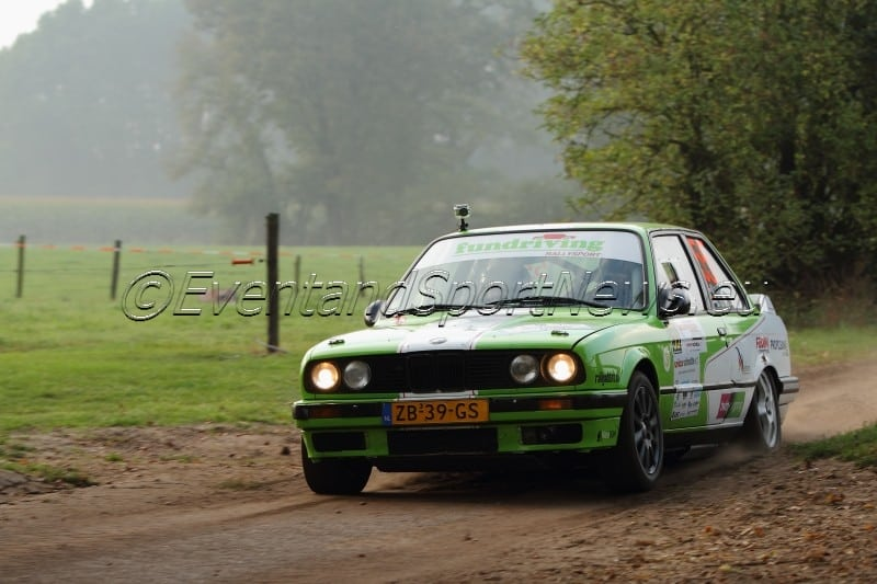 Mike van den Brink - BMW 320i