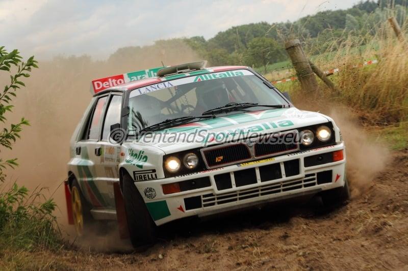 Lancia Delta Evoluzione - Deltona Rallysport