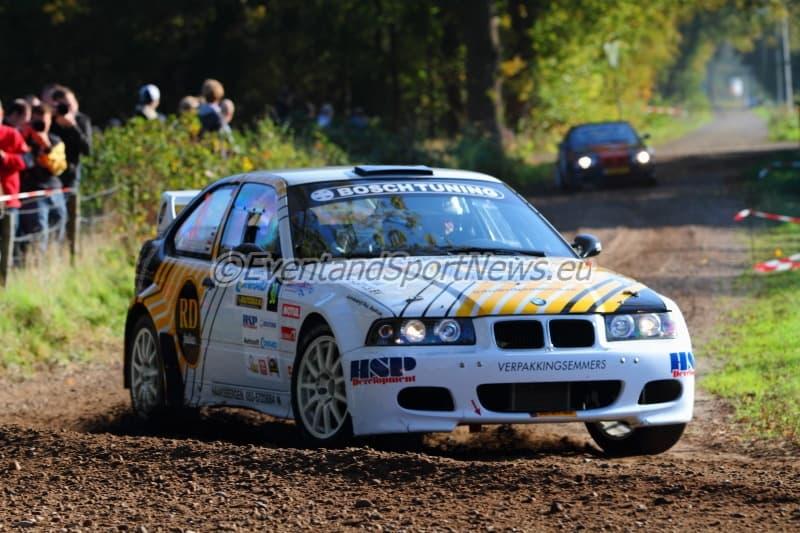 BMW Compact - Rallyteam Boschtuning