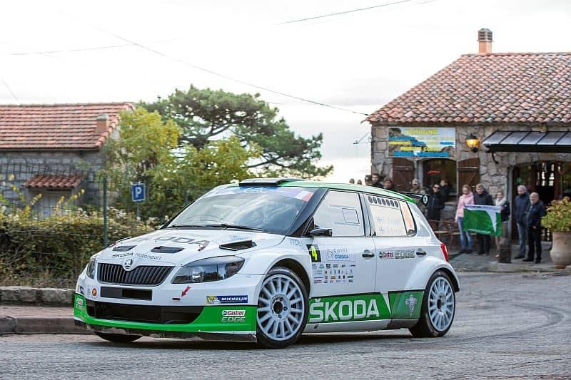 Skoda Fabia S2000 - Esapekka Lappi