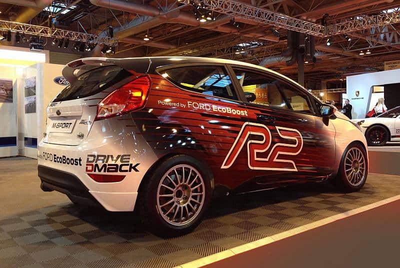 Ford Fiesta R2 1ltr turbo