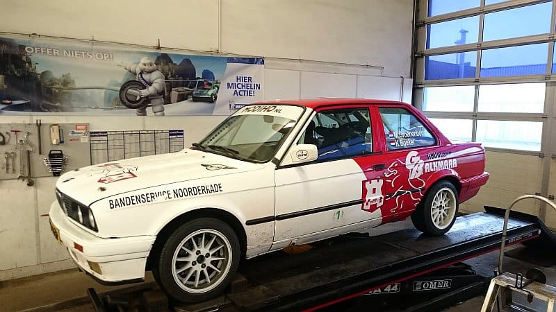 GB Rallyteam Alkmaar - BMW 325i
