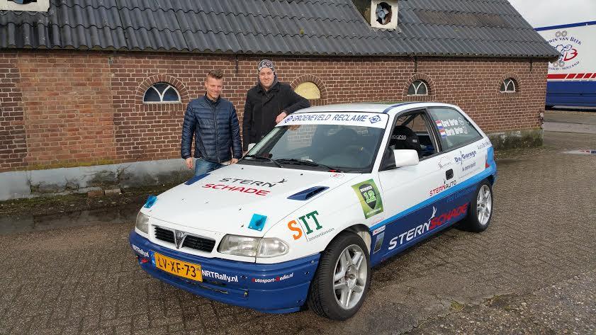 Nortier & Kion - Opel Astra GSi