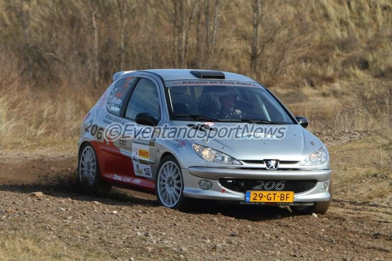 JWR Rallyteam - Peugeot 206rc