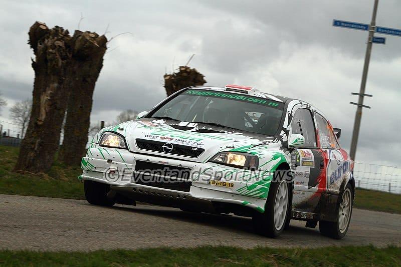Will Bruins - Opel Astra Kitcar - TankS Rally 2015