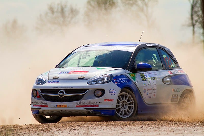 HART - Opel Adam - Rally van Putten 2015