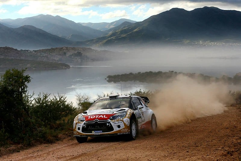 Kris Meeke - Citroën DS3 WRC - Rally Argentina 2015