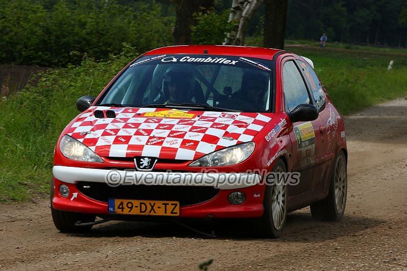 Stevens Rally Sport - Peugeot 206 RC - ELE Rally 2015