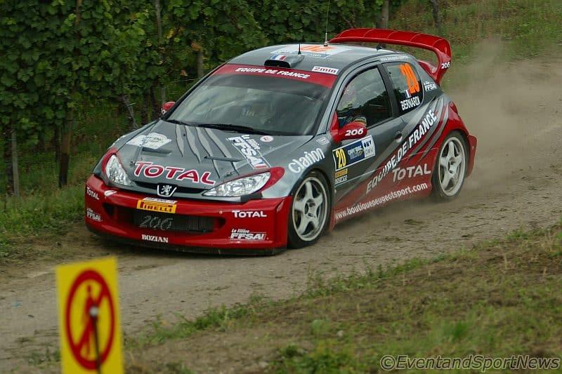 Peugeut 206 WRC