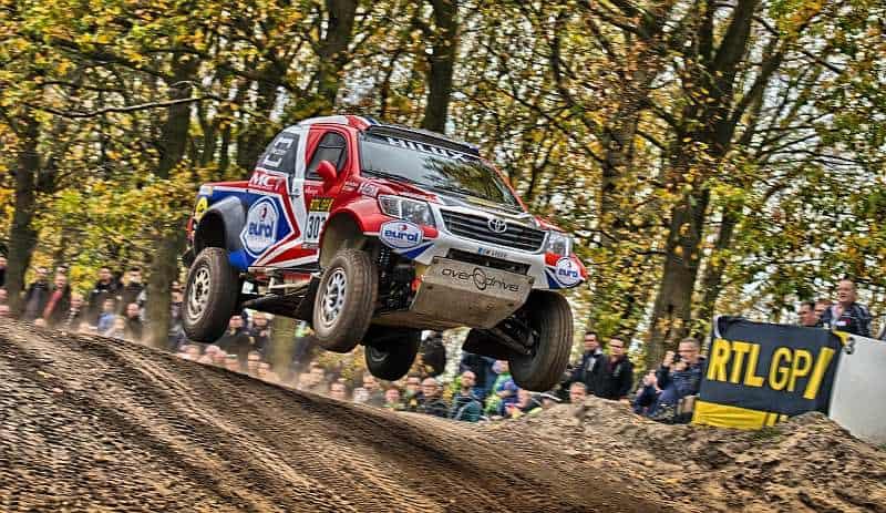 Bernhard ten Brinke - Toyota Hilux - Dakar PreProloog 2015