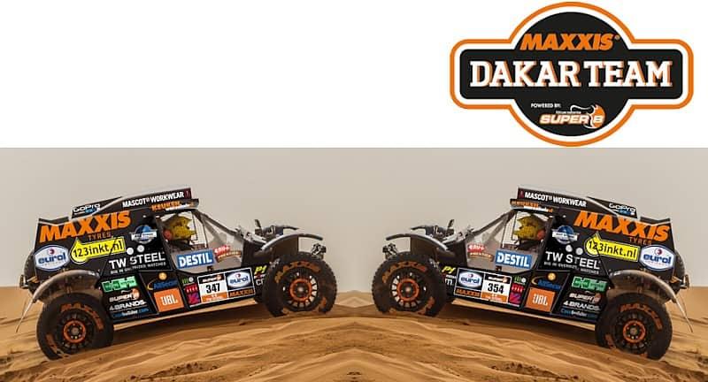 Coronel - Dakar 2016