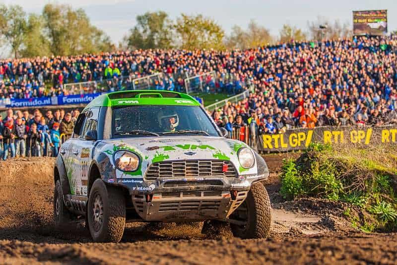 Erik van Loon - Mini - Dakar PreProloog 2014