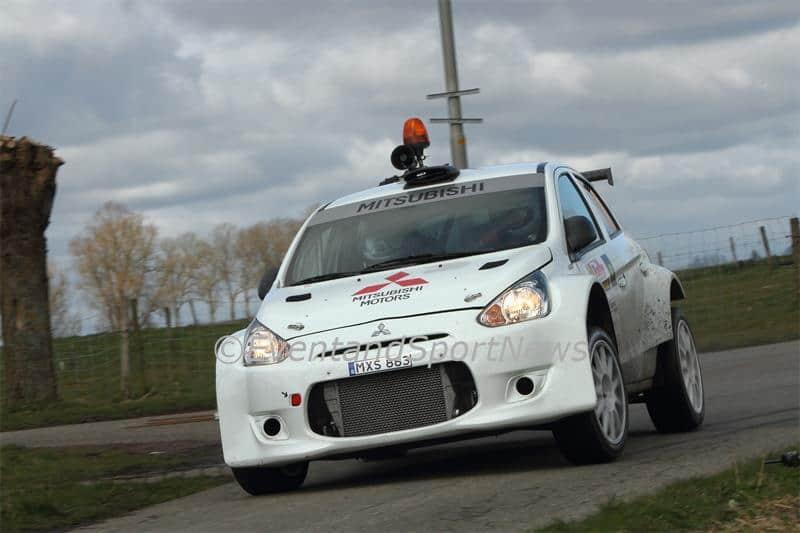 Mitsubishi Space Cab R5 - TankS Rally 2015