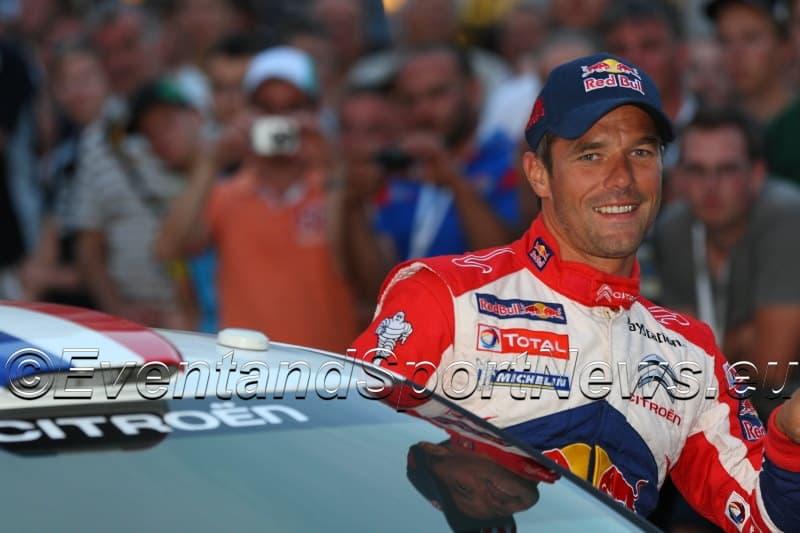 Sébastien Loeb - WRC Germany 2012