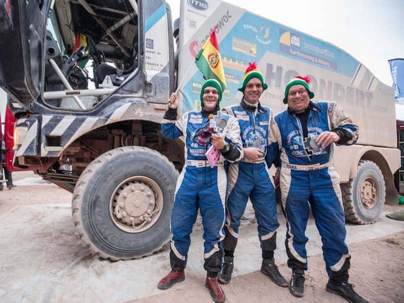 Hoondert - Dakar 2016