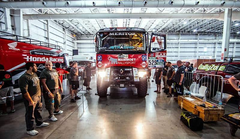 Mammoet Rallysport - Dakar 2016