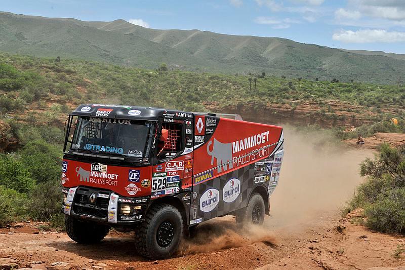 Pascal de Baar - Renault - Dakar 2016