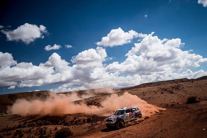 Nasser Al-Attiyah - MINI - Dakar 2016