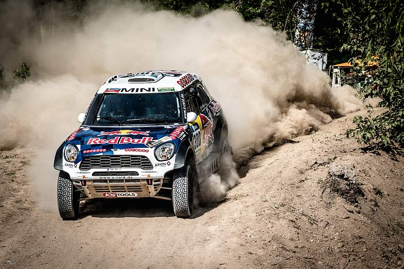 Nasser Al-Attiyah - MINI All4 Racing - Dakar 2016