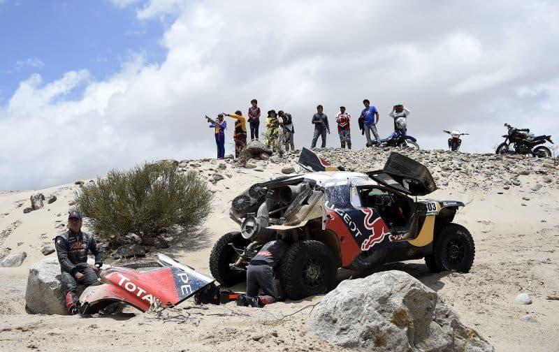 Carlos Sainz - Peugeot 2008DKR - Dakar 2016