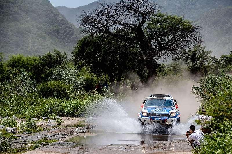 Xavier Pons - Ford Ranger - Dakar 2016