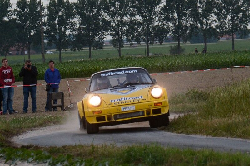 Ypres Classic Rally 2016
