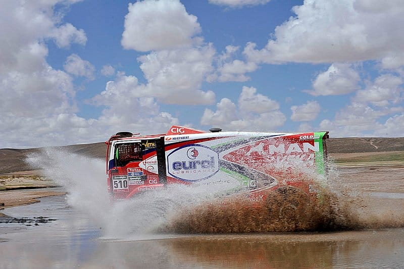 EVMR Rally team - Dakar 2016