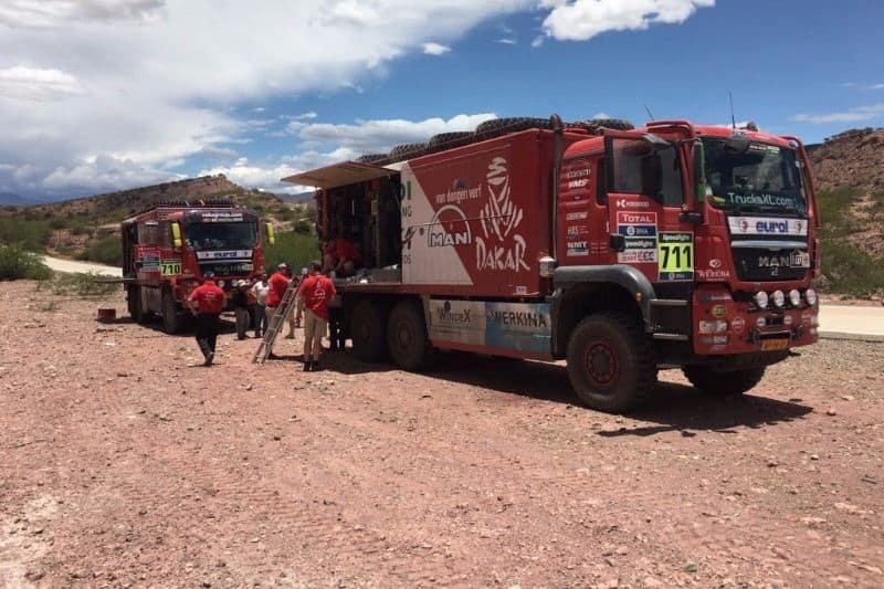 EVM Rallyteam - Dakar 2016