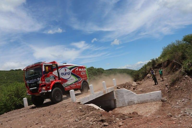 EVM Rallyteam - Dakar 216