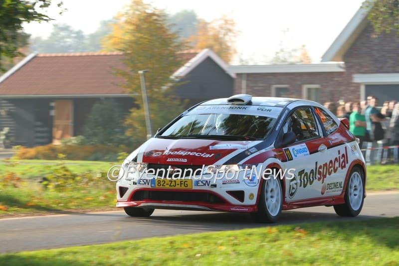 Ruurd Ochse - Honda Civic R3 - Twenterally 2015