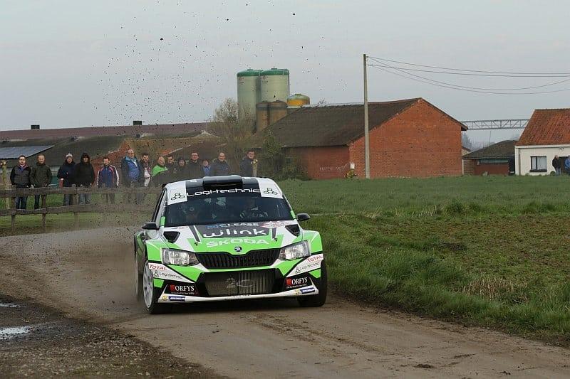 Freddy Loix - Skoda Fabia R5 - TAC Rally 2016