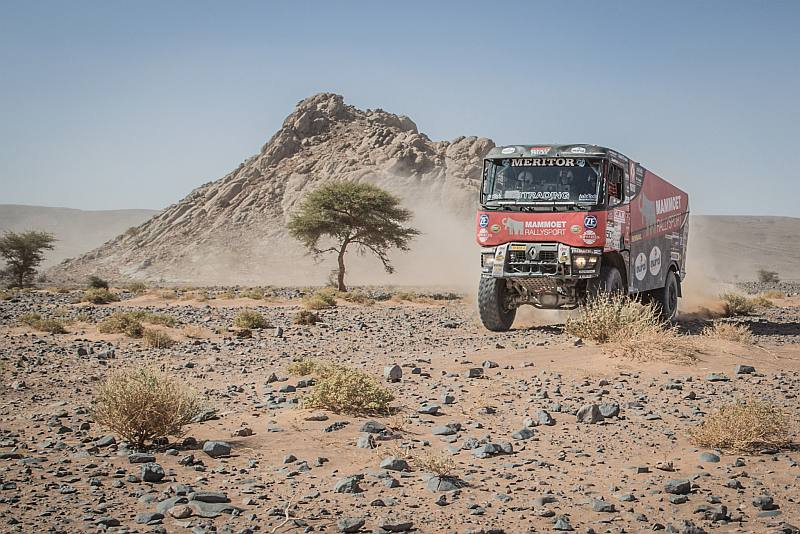 Mammoet Rallysport - Libya Rally 2016