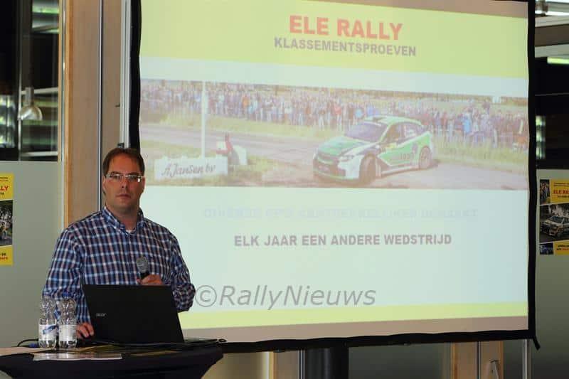 Presentatie ELE Rally 2016