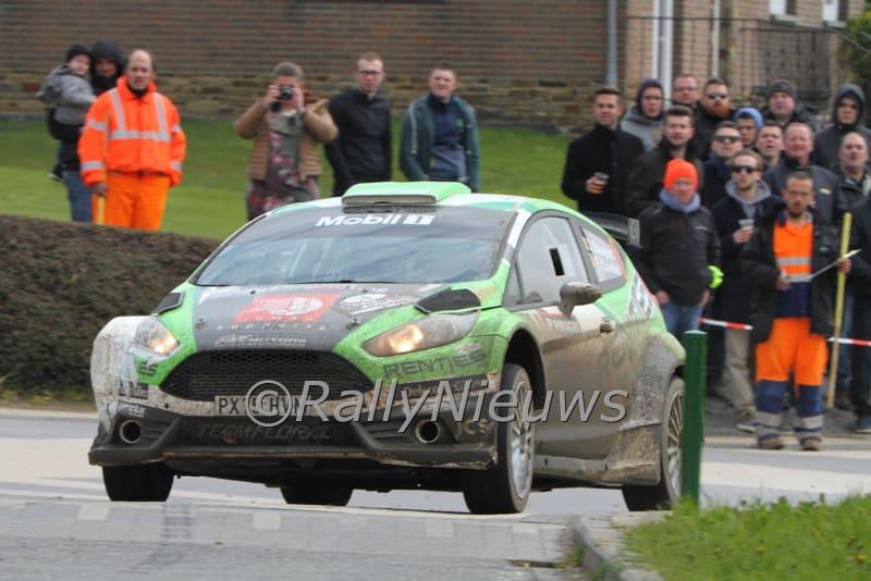 Filip Cuvelier - Ford Fiesta R5 - Rallye de Wallonie R5