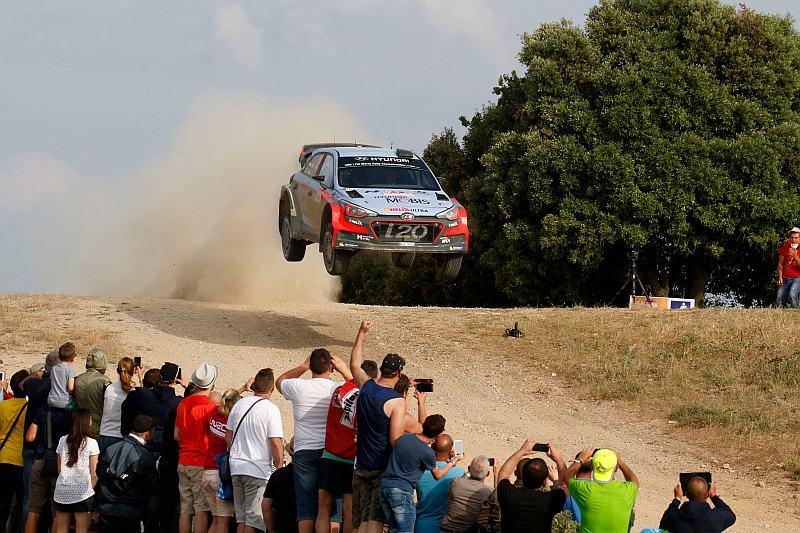 Hyundai Next Generation i20 WRC