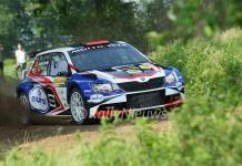 Bernhard ten Brinke & Davy Thierie - Skoda Fabia R5 - ELE Rally 2016