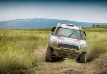 Erik van Loon & Wouter Rosegaar - MINI All4 Racing - Baja Hongarije 2016