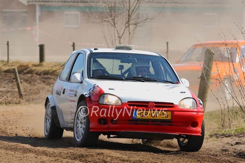 Opel Corsa B GSi - OVD Groep Ede Short Rally 2013