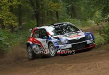 Bernhard ten Brinke & Davy Thierie - Skoda Fabia R5 - Hellendoorn Rally 2016