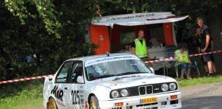 Mats van den Brand & Eddy Smeets - BMWE M3 - Short Rally Kasterlee