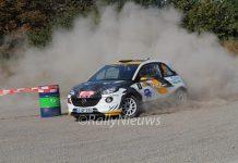 Timo van der Marel & Rebecca van der Marel - Opel Adam R2 - GTC Rally 2016