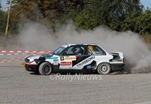 Frank-Willem Jochems & Dennis Jochems - BMW 325i - GTC Rally 2016