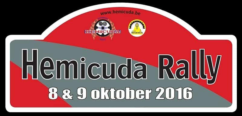 Hemicuda Rally 2016