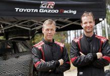Juho Hänninen & Kaj Lindström - Toyota GAZOO Racing
