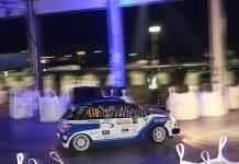 Rick Lubberding & Mark Kuipers - Opel Adam - Zuiderzeeshortrally 2017