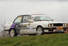 Moorside Motorsport - BMW 325i - Zuiderzeeshortrally 2017