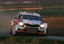 Skoda Fabia R5 - TAC Rally 2017