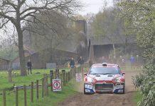 Bob de Jong & Bjorn Degandt - DS3 R5 - Centraal Nederland rally
