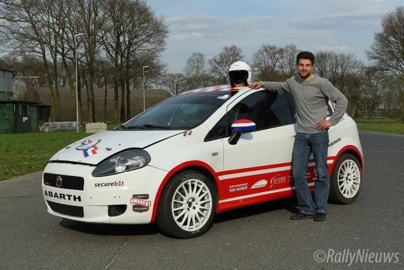 Ruud Middel - Fiat Grande Punto Abarth R3D