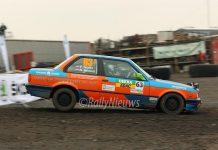 Peter Smets & Nick Vester - BMW 325i - ADAC Rallye Sulingen 2017